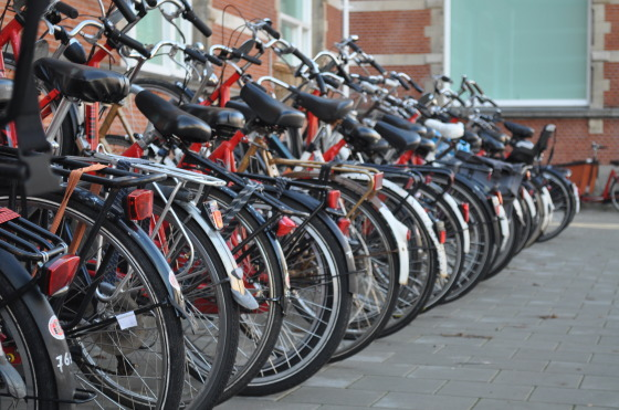 Amsterdam to invest €90m in new bike parking spaces