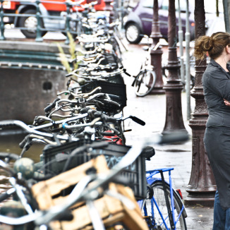 Video: Bicycle anecdotes from Amsterdam
