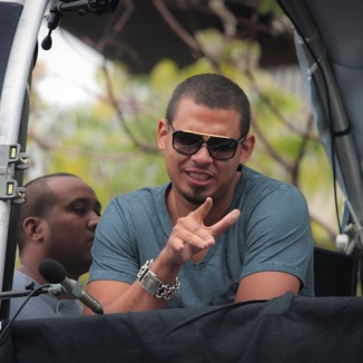 Inside Afrojack's car collection