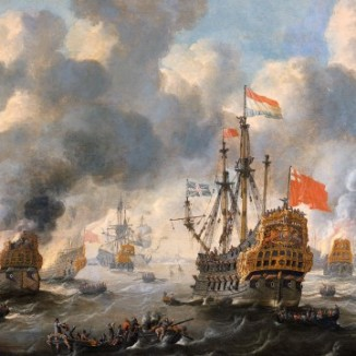 Wreck of 17th-century Dutch warship discovered