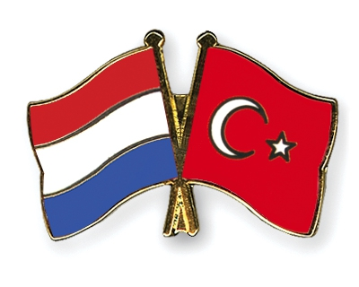 Turkish flags at half mast as the Dutch show solidarity with Istanbul victims