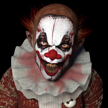 first horror clowns are spotted in almere us craze