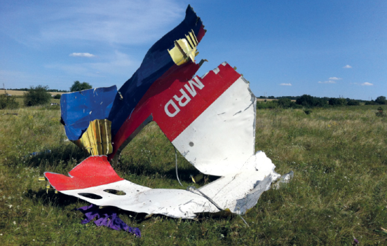 Netherlands To Host Trial For Suspects Who Shot Down MH17 Over Ukraine