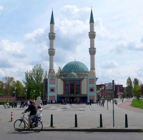 mosque in the Netherlands