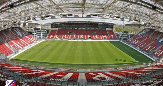Three arrested for Utrecht football club armed robbery