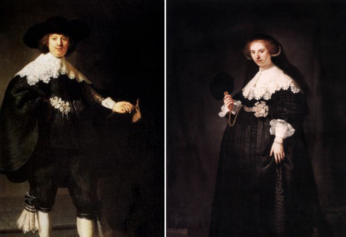 two rembrandts for sale