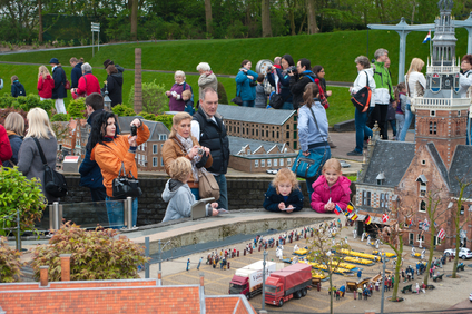 The netherlands needs a tourist transport and attraction card mps tourists visit madurodam sciox Image collections