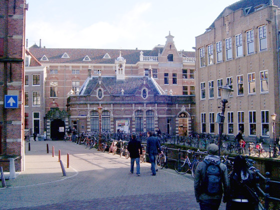 University of Amsterdam buildings