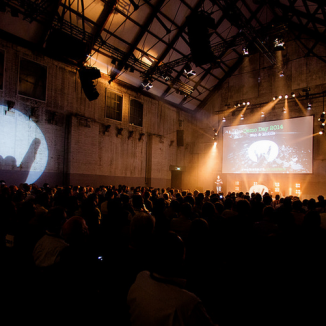 Start-ups are the rock bands of business, says Rockstart founder Oscar Kneppers