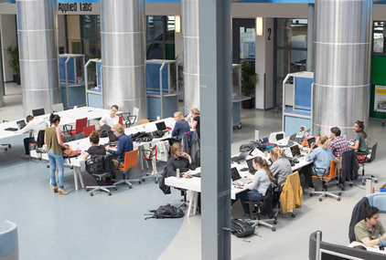 Students in Delft. Photo: Depositphotos.com