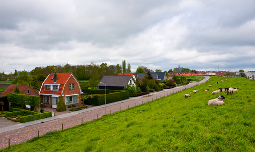 Dutch dykes strengthened because of drought