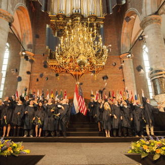 Go to an American university in the Netherlands? Yes you can!