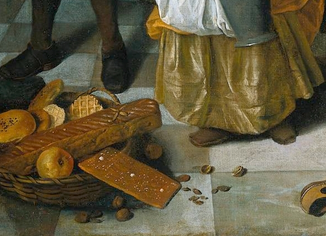 Eight things about Jan Steen's The Feast of St Nicholaas
