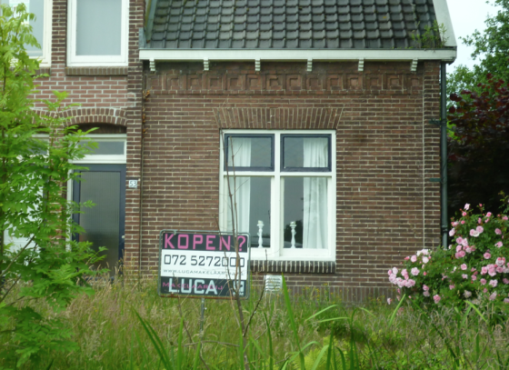 Dutch house prices go through the roof, among strongest EU risers
