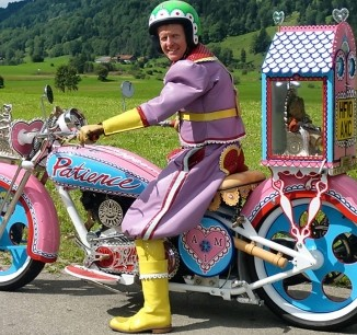 Grayson Perry: Hold Your Beliefs Lightly