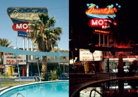 Toon Michiels: American Neon Signs by Day & Night