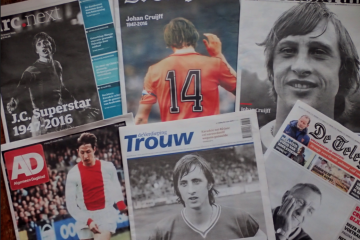 14 things you may or may not know about Johan Cruijff