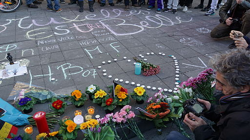 A memorial to the victims. Photo: Miguel Discart on Flickr via Wikimedia Commons