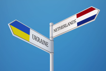 Ukrainians in the Netherlands react to the Dutch no vote