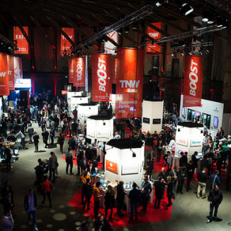 The Next Web: technology takes centre stage in Amsterdam