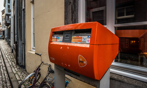 PostNL to remove 10,000 post boxes, cutting total by over 50%