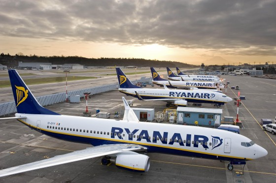 Dutch company court upholds €324,000 fine for Ryanair