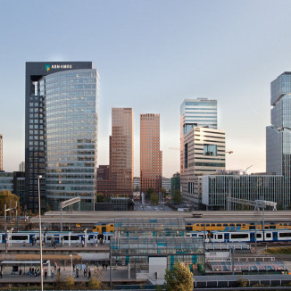 Sharing Amsterdam's story of transformation into a city for people