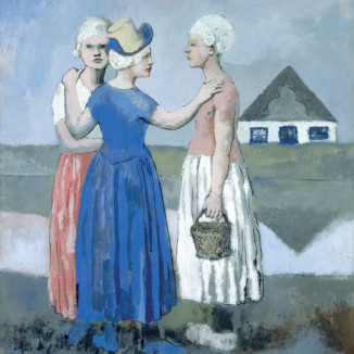 Picasso in Holland