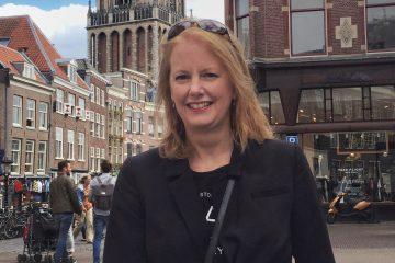 'In the 80s I was embarrassed to be American, so I worked hard to become Dutch'