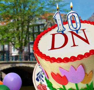 10 years of DutchNews.nl: stories from the Netherlands that made a splash