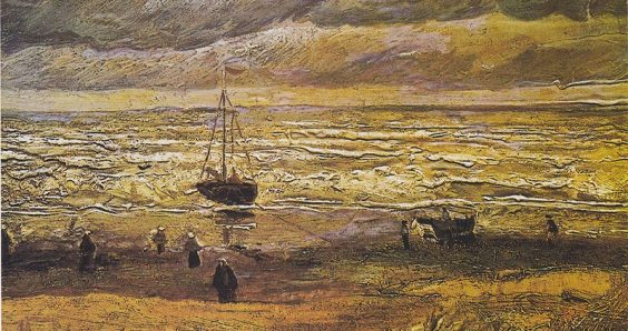 Two Van Gogh paintings, stolen 14 years ago, are found by Italian police