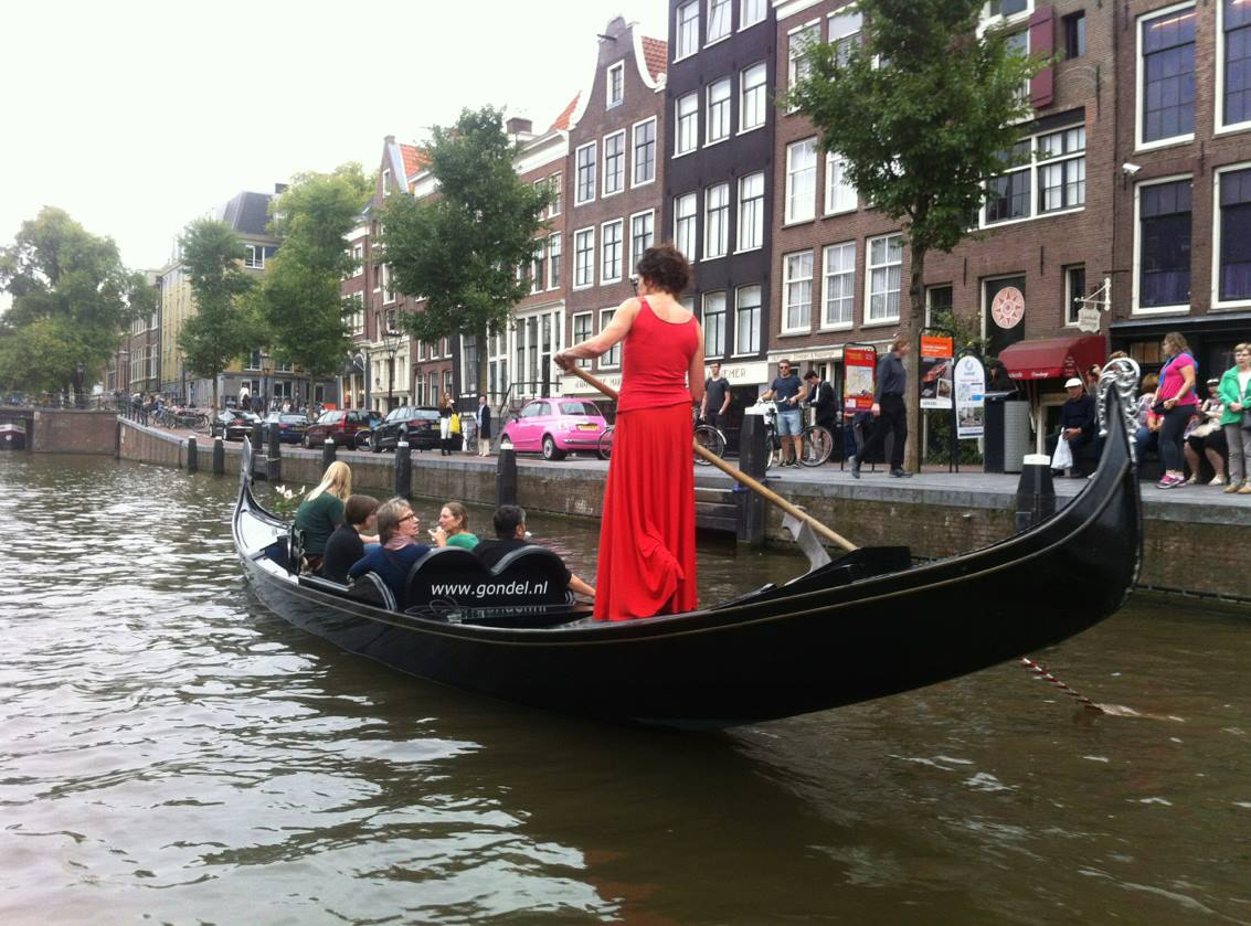 There are fears Amsterdam will become like Venice. Photo: DutchNews.nl