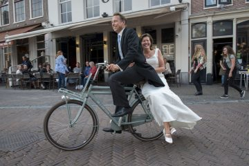 For the Dutch, wearing a bike helmet would be a cultural affront