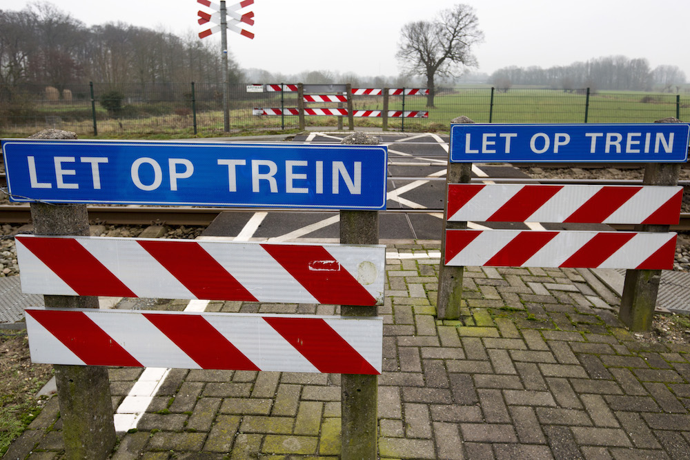 The Netherlands has hundreds of unmanned level crossings. Photo: Bert Spiertz / HH