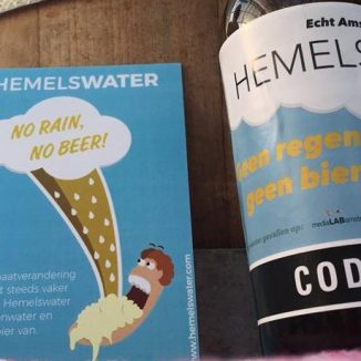 Water from heaven celebrated with Amsterdam beer launch