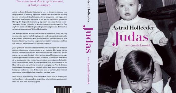 Astrid Holleeder's book about her brother is 2016's best seller