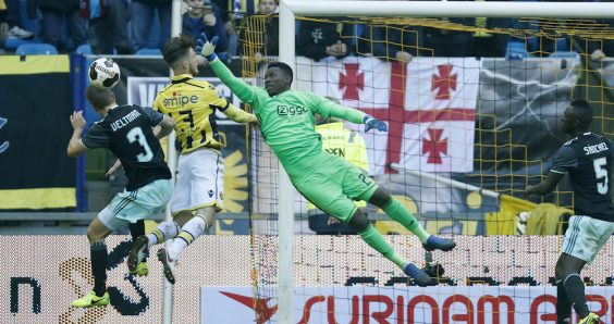 Dutch FA to speak to Vitesse about racist chanting
