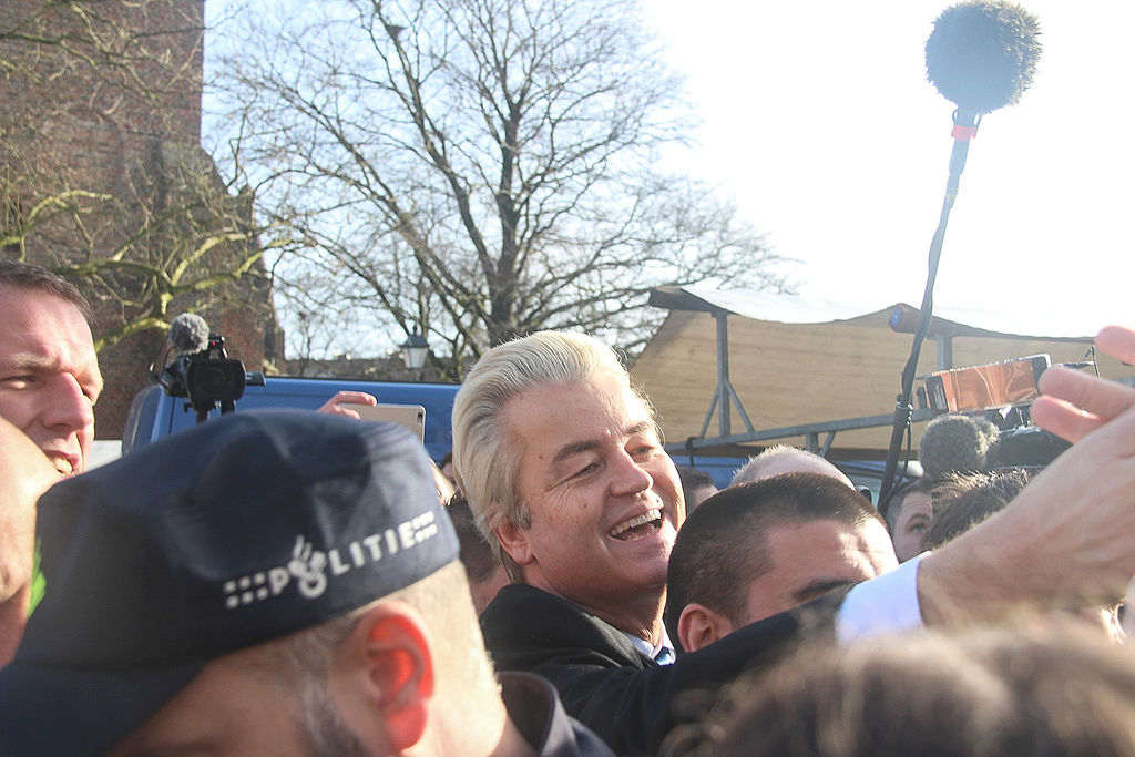 New checks for Wilders' security detail but no crime gang involved