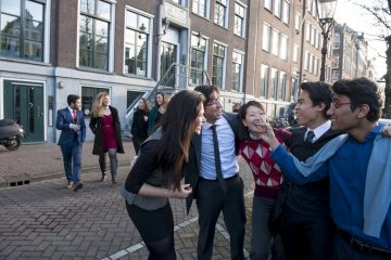 Nyenrode moves full-time MBA programme to heart of Amsterdam
