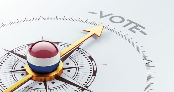 Campaign trail: A new poll of polls shows PVV support is down