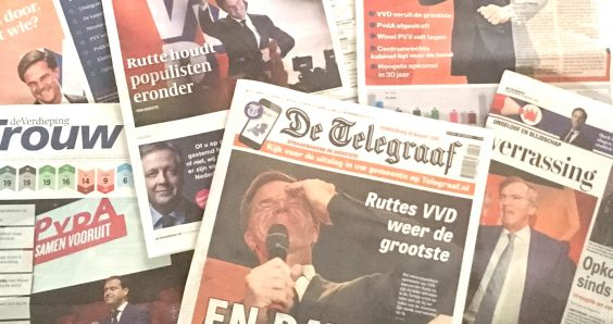 Elections 2017: What the Dutch papers say