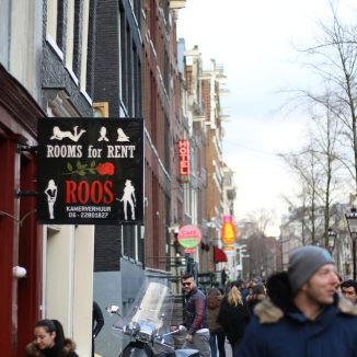 From sex to smoothies: reforming Amsterdam's red light district