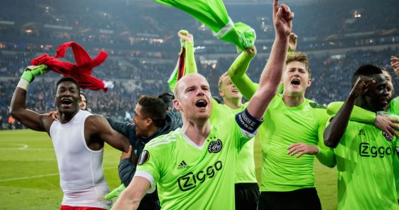 Ajax reach first Europa League semi-finals in 20 years in extra time thriller