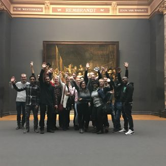 Master class: museums open doors to Dutch language learners