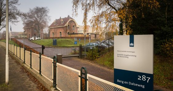 Drugs and jihadi flag circulate at Nijmegen youth detention centre