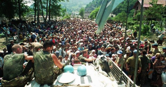 Dutch state is partly liable for 300 Srebrenica deaths, appeal court says
