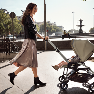 Perfect prams for perfect parents: the rise of the bougie buggy