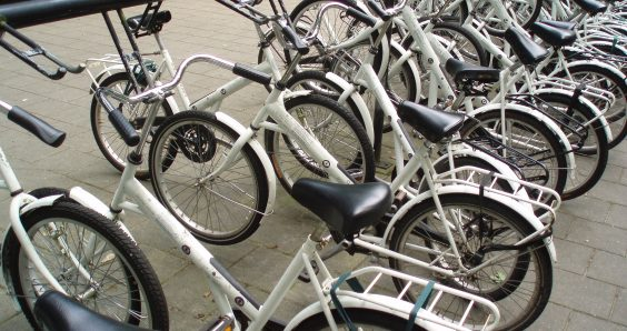 On your bike: Amsterdam to take action on shared cycle schemes