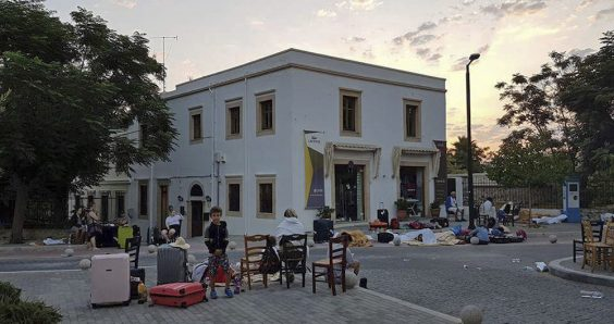 'Everything began to shake,' says Dutch tourist about Kos earthquake