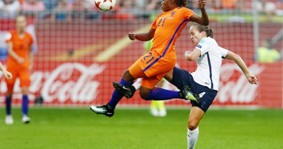 Dutch women kick of European football campaign with win over Norway